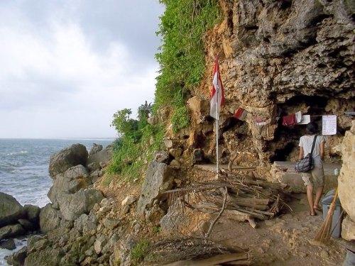 Goa langse, tempat bertapa untuk ngalap berkah